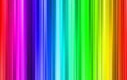 Teste padrão colorido das listras brilhantes Imagens de Stock