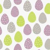 Teste padrão colorido de Easter Fotografia de Stock