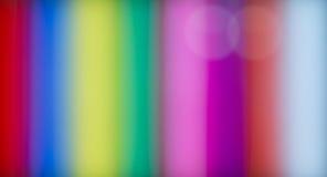 Teste padrão colorido do fundo com listras espectrais Fotografia de Stock Royalty Free