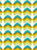 Teste padrão colorido do papel de parede Fotografia de Stock Royalty Free