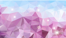 Teste padrão colorido dos cosméticos Ilustração Stock