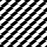 Teste padrão colorido liso geométrico sem emenda ilustração stock