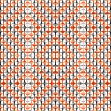 Teste padrão colorido sem emenda do diamante do projeto Imagens de Stock Royalty Free