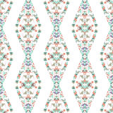 Teste padrão colorido sem emenda do rombo Imagem de Stock