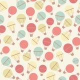 Teste padrão colorido sem emenda dos ballons Foto de Stock