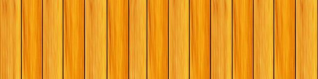 Teste padrão consistente de placas de madeira leves Foto de Stock Royalty Free