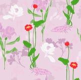 Teste padrão cor-de-rosa Imagens de Stock Royalty Free