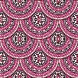 Teste padrão cor-de-rosa Fotos de Stock