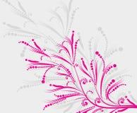 Teste padrão cor-de-rosa Imagem de Stock
