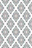 Teste padrão cor-de-rosa da videira do ferro feito imagens de stock royalty free