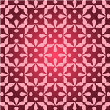 Teste padrão cor-de-rosa do ornamento do projeto Foto de Stock Royalty Free