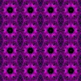 Teste padrão cor-de-rosa escuro do sumário da estrela Foto de Stock