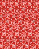 Teste padrão cor-de-rosa sem emenda Imagem de Stock