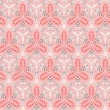 Teste padrão cor-de-rosa sem emenda Fotos de Stock Royalty Free