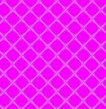 Teste padrão cor-de-rosa sem emenda com rombo Imagem de Stock