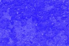 Teste padrão criativo azul do projeto do musgo na pedra que pode ser usada como o teste padrão do fundo ilustração royalty free