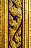 Teste padrão cultural de Tailândia Fotografia de Stock Royalty Free