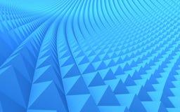 Teste padrão 3D abstrato Foto de Stock Royalty Free