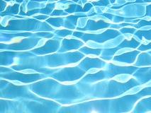 Teste padrão da água Fotos de Stock Royalty Free
