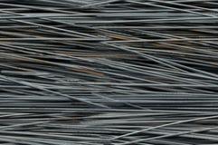 Teste padrão da armadura das barras de metal Imagem de Stock