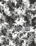Teste padrão da camuflagem de Digitas Fotografia de Stock Royalty Free