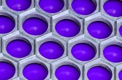 Teste padrão da cor Fotos de Stock