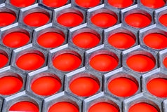 Teste padrão da cor Foto de Stock Royalty Free