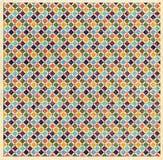 Teste padrão da cor de Granada fotografia de stock