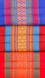 Teste padrão da cor dos descansos tailandês Imagem de Stock