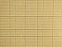 Teste padrão da cortina da tela foto de stock