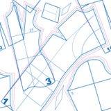 Teste padrão da costura Textura sem emenda Foto de Stock