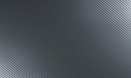Teste padrão da fibra do carbono Foto de Stock