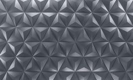 Teste padrão da fibra do carbono Imagens de Stock