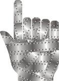 Teste padrão da forma Imagens de Stock Royalty Free