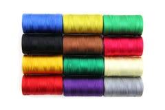 Teste padrão da linha Sewing Imagem de Stock Royalty Free