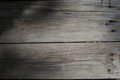 Teste padrão da madeira da ponte fotografia de stock royalty free