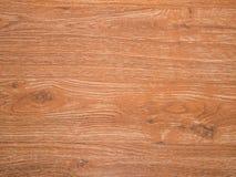 Teste padrão da madeira de Brown Imagens de Stock