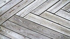 Teste padrão da madeira resistida Imagens de Stock