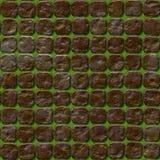 Teste padrão da maneira pavimentada Fotografia de Stock Royalty Free