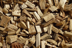 Teste padrão da microplaqueta de madeira Fotos de Stock