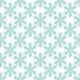 Teste padrão da neve Fotografia de Stock Royalty Free