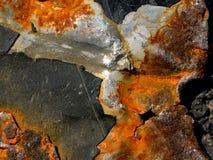 Teste padrão da oxidação Imagens de Stock