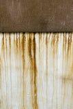 Teste padrão da oxidação Fotografia de Stock