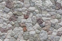 Teste padrão da parede de pedra com fundo da superfície do cimento imagem de stock royalty free