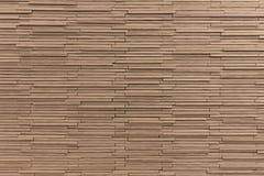Teste padrão da parede de pedra moderna cinzenta Imagens de Stock