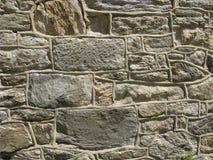 Teste padrão da parede de tijolo Fotos de Stock