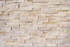 Teste padrão da parede de tijolo moderna Foto de Stock