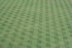 Teste padrão da parte exterior do campo do basebol Fotos de Stock