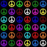 Teste padrão da paz Fotos de Stock Royalty Free