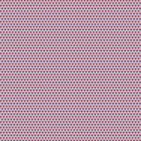 Teste padrão da pirâmide do triângulo - vermelho, branco, azul ilustração do vetor